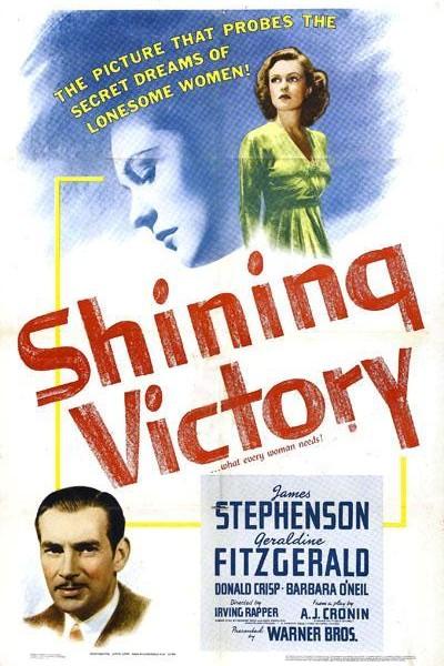 Caratula, cartel, poster o portada de Shining Victory