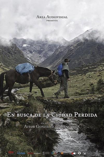 Caratula, cartel, poster o portada de En busca de la Ciudad Perdida