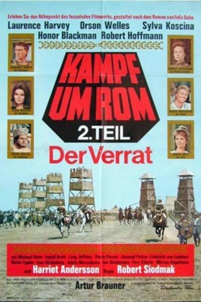 Caratula, cartel, poster o portada de La invasión de los bárbaros 2