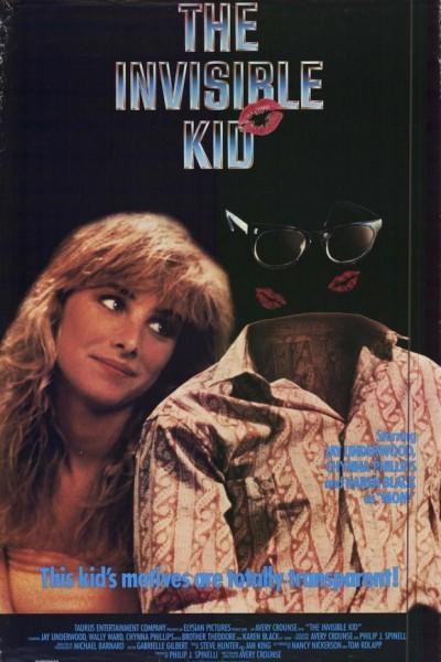 Caratula, cartel, poster o portada de El invisible Kid
