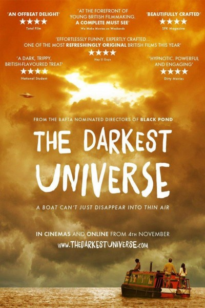 Caratula, cartel, poster o portada de The Darkest Universe