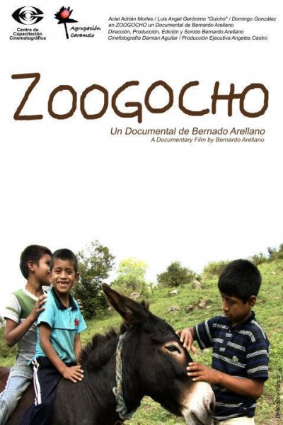 Caratula, cartel, poster o portada de Zoogocho