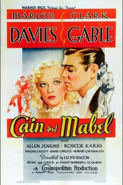 Caratula, cartel, poster o portada de Cain and Mabel