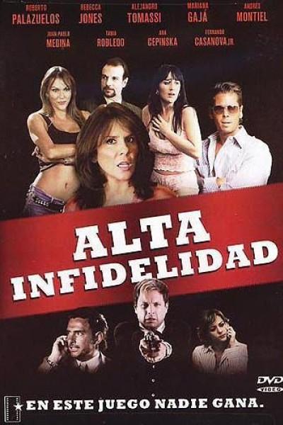 Caratula, cartel, poster o portada de Alta infidelidad (Mujeres infieles 3)