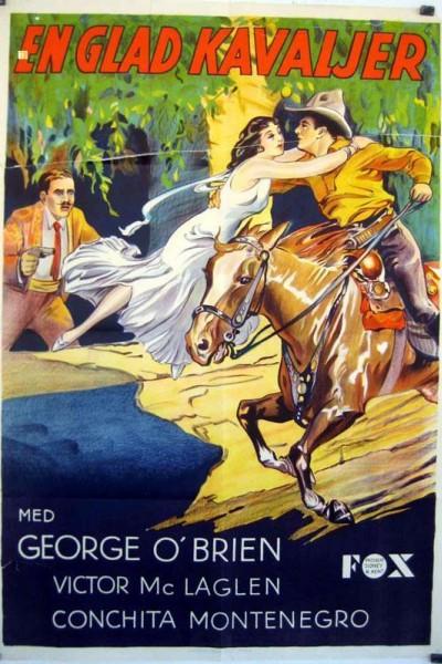 Caratula, cartel, poster o portada de The Gay Caballero