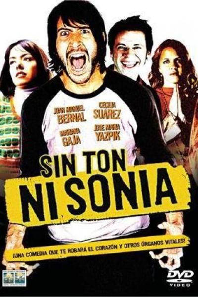 Caratula, cartel, poster o portada de Sin ton ni Sonia