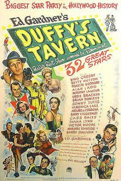 Caratula, cartel, poster o portada de Duffy\'s Tavern