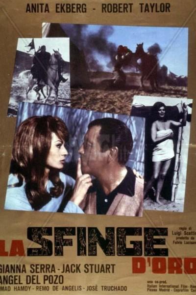 Caratula, cartel, poster o portada de La esfinge de cristal