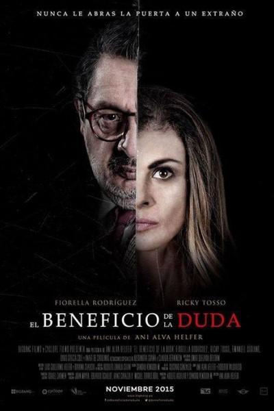 Caratula, cartel, poster o portada de El beneficio de la duda