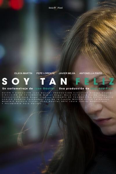 Caratula, cartel, poster o portada de Soy tan feliz