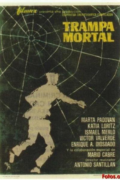 Caratula, cartel, poster o portada de Trampa mortal