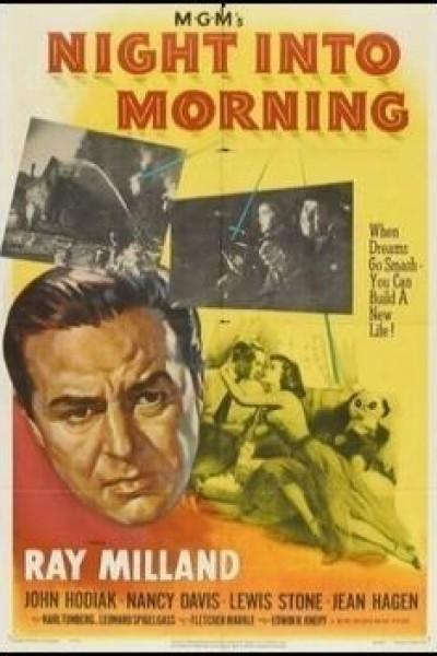 Caratula, cartel, poster o portada de Night Into Morning