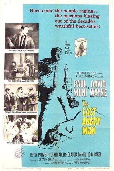 Caratula, cartel, poster o portada de The Last Angry Man