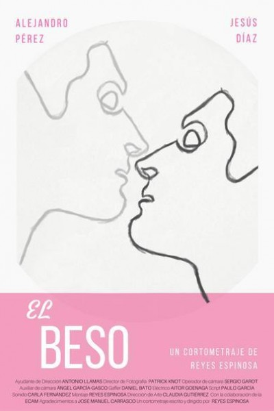 Caratula, cartel, poster o portada de El beso