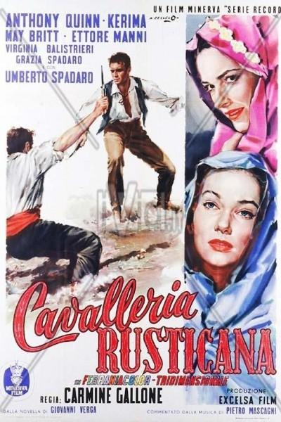 Caratula, cartel, poster o portada de Cavalleria rusticana