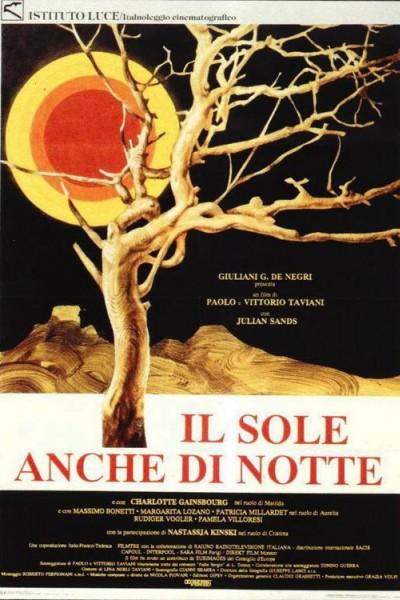 Caratula, cartel, poster o portada de El sol también sale de noche