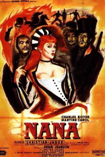 Caratula, cartel, poster o portada de Nana