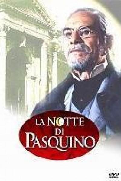 Caratula, cartel, poster o portada de La notte di Pasquino