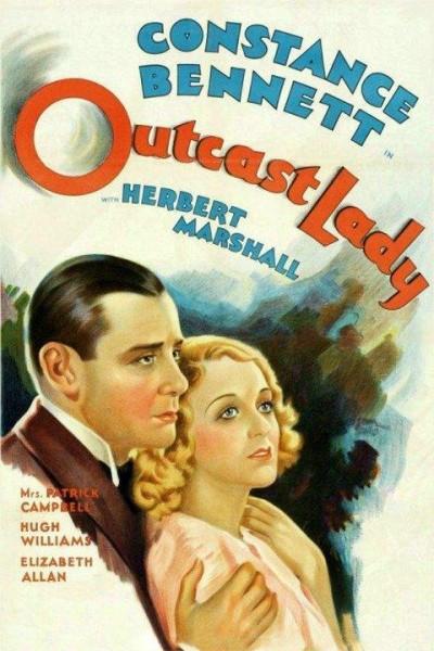 Caratula, cartel, poster o portada de Outcast Lady