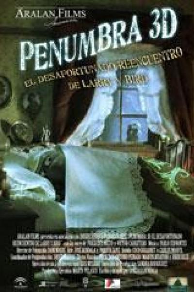 Caratula, cartel, poster o portada de Penumbra 3D: El desafortunado reencuentro de Larry y Bird