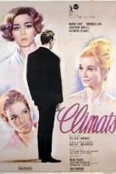 Caratula, cartel, poster o portada de Climas