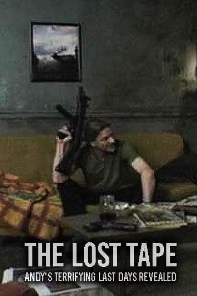 Caratula, cartel, poster o portada de La cinta perdida de Andy (Amanecer de los muertos)