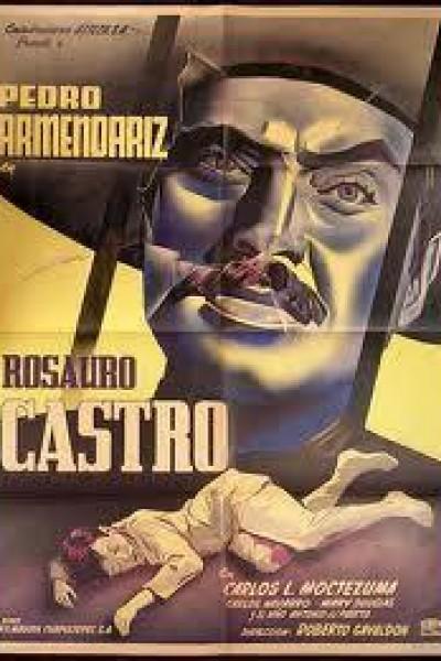 Caratula, cartel, poster o portada de Rosauro Castro