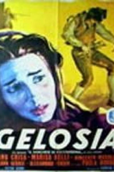 Caratula, cartel, poster o portada de Gelosia