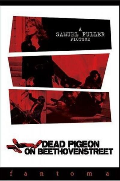 Caratula, cartel, poster o portada de Muerte de un pichón
