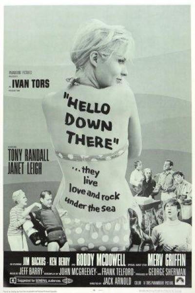 Caratula, cartel, poster o portada de Hello Down There