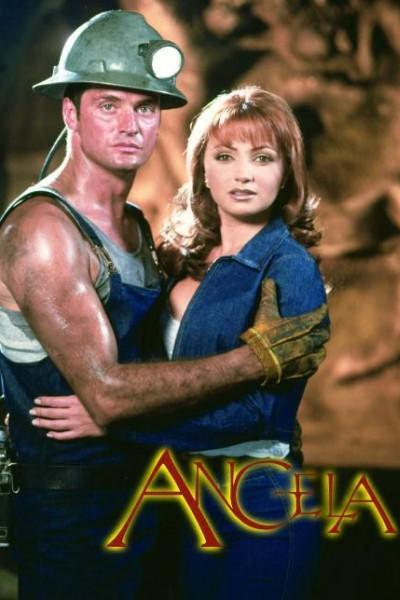 Caratula, cartel, poster o portada de Ángela