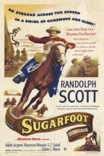 Caratula, cartel, poster o portada de Sugarfoot