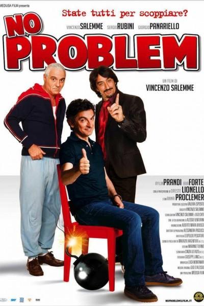 Caratula, cartel, poster o portada de No Problem