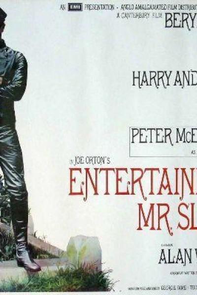 Caratula, cartel, poster o portada de Entertaining Mr. Sloane