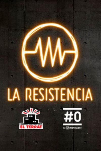 Caratula, cartel, poster o portada de La resistencia