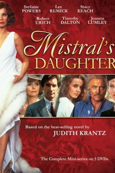 Caratula, cartel, poster o portada de La hija de Mistral