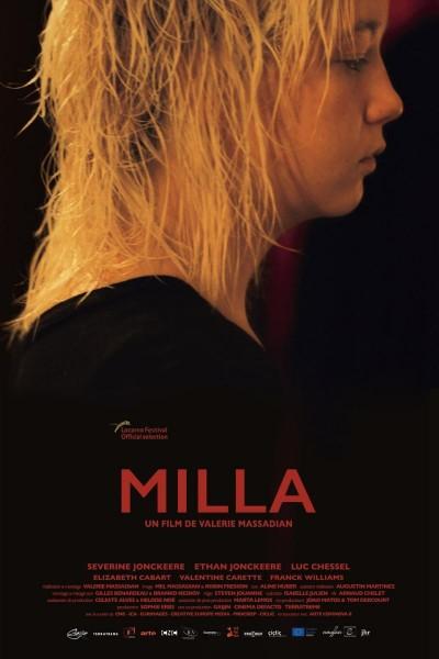 Caratula, cartel, poster o portada de Milla