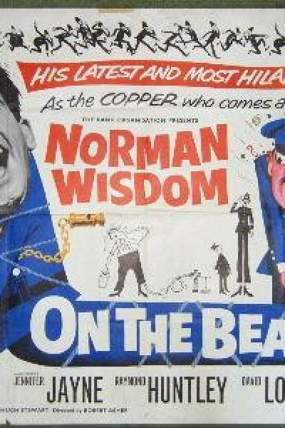 Caratula, cartel, poster o portada de El tigre de Scotland Yard