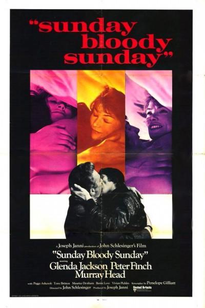 Caratula, cartel, poster o portada de Domingo, maldito domingo