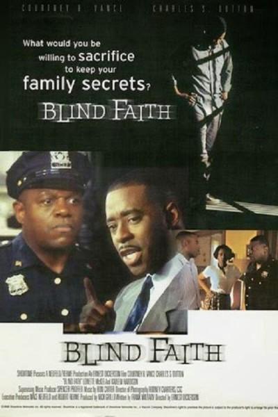Caratula, cartel, poster o portada de Fe ciega