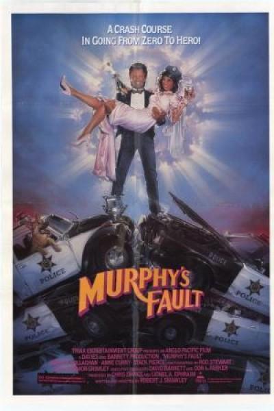 Caratula, cartel, poster o portada de Murphy el gafe