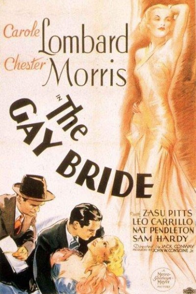 Caratula, cartel, poster o portada de La novia alegre