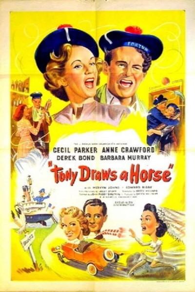 Caratula, cartel, poster o portada de Tony Draws a Horse