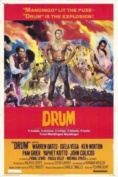 Caratula, cartel, poster o portada de Drum