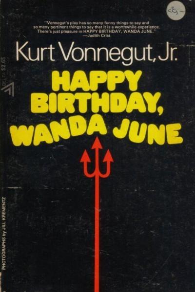 Caratula, cartel, poster o portada de Feliz cumpleaños, Wanda June
