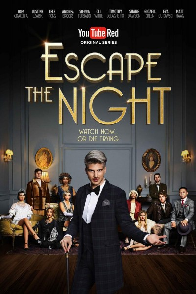 Caratula, cartel, poster o portada de Escape the Night