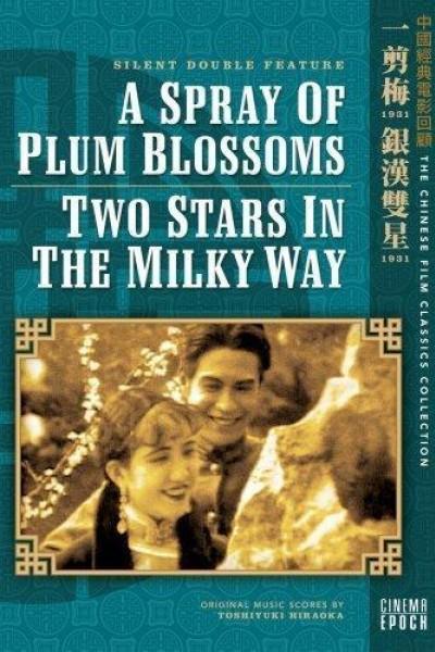 Caratula, cartel, poster o portada de Two Stars in the Milky Way
