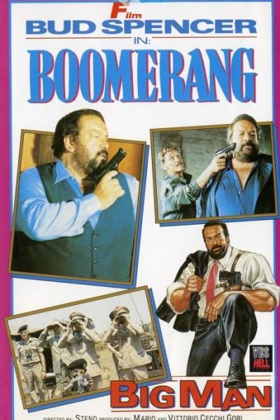Caratula, cartel, poster o portada de Boomerang