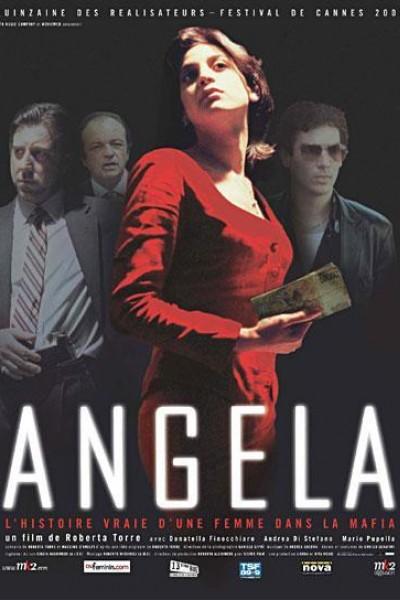 Caratula, cartel, poster o portada de Angela