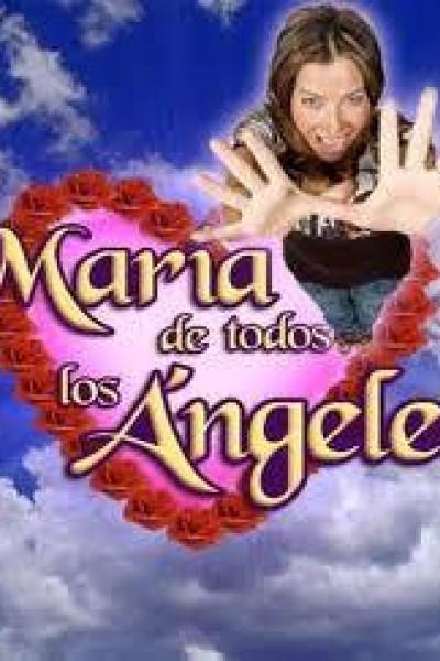 Caratula, cartel, poster o portada de María de todos los Ángeles